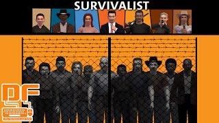 Survivalist - Un RPG de survie dans un monde apocalyptique || Présentation et Gameplay [FR]