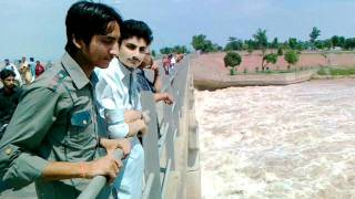 Our Visit the River of Chanab at Head Marala (Sialkot) 3rd day of Eid.(KAMOKE BOYSSS)