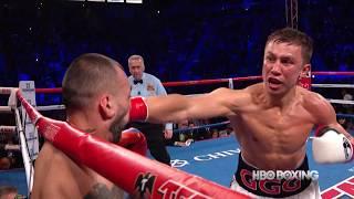 Fight highlights: Gennady Golovkin vs. Vanes Martirosyan (HBO World Championship Boxing)