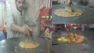 Kabab Anda Ghotala | Street Food | Agra taaj Lyari Karachi