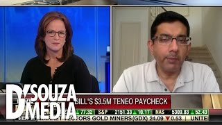 D'Souza: Clinton Corruption Is Unprecedented At National Level