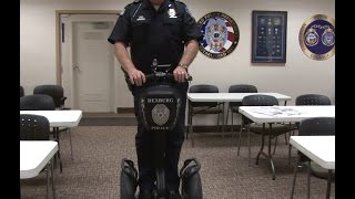 Rexburg Police Department Responds to Viral Segway Video: