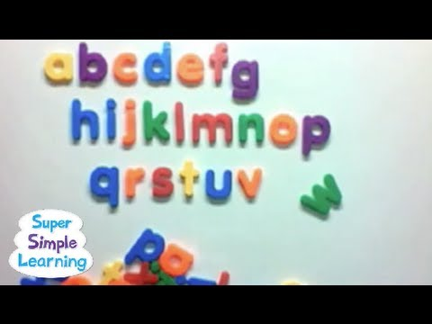 ABC Song Super Simple Songs