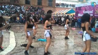 Villa Victoria Intercolegial De Baile 2015 - EPO 249 San Diego Suchitepec