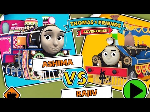 Xxx Mp4 Thomas Friends Adventures Ashima Vs Rajiv India Engine Battle 3gp Sex