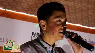 ustad sherbaz lyrics, awesome performance by Noman at TDK show