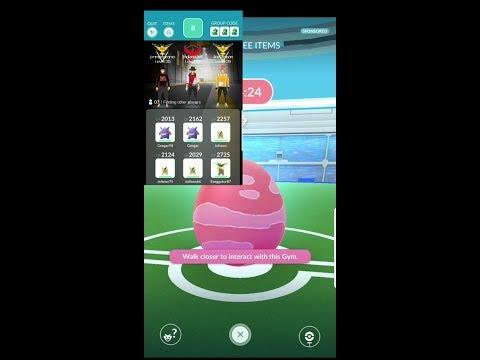 Xxx Mp4 Pokemon Go EGG RAID First Look GAMEPLAY 3gp Sex
