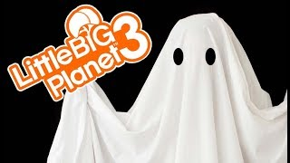 SPOOKY MANOR!   Little Big Planet 3 Multiplayer (144)