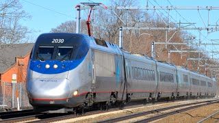 Amtrak Acela Express - America's Fastest Train