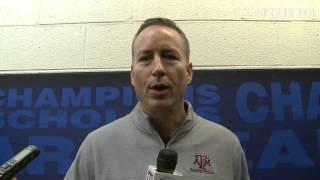 SEC Tournament Practice Day | Kennedy & Jones 3.10.16