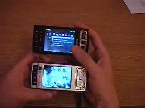 Nokia N95 N95 8GB Comparison