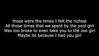 Bigsean - Ashley ft. Miguel Lyrics