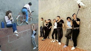 Cool Anti-Gravity Illusion Photography   Optical Illusions Photos   Pictures   Funny   Pics I Images