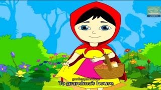 Little Red Riding Hood - Grimm
