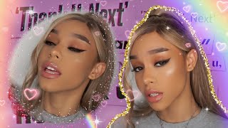 HOW TO LOOK LIKE ARIANA GRANDE (but not really) 'MAkeup TutoRIal'