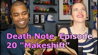 Death Note  Episode 20