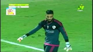 هاتريك باسم مرسي + هدف مصطفي فتحي الزمالك والنصر 4 - 0