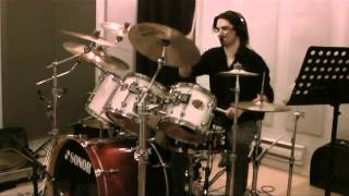 Neal Morse-Creation Drum Cover by Martin Plante