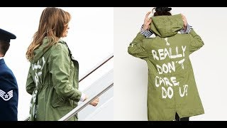 Melania Trump LITERALLY Does Not Care About the Children She Just Met.