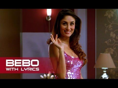 Xxx Mp4 Bebo Full Song With Lyrics Kambakkht Ishq Akshay Kumar Kareena Kapoor 3gp Sex