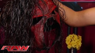 Kane relinquishes his mask: Raw, Aug. 4, 2014