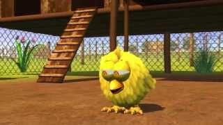 El Pollito Amarillito - Las Canciones de la Granja de Zenón 2
