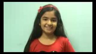 Anushka Sen Audition P.A