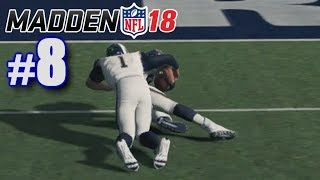 I FINALLY DID IT! | Madden 18 | Career Mode #8