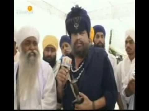 3/3 SGGSJ de BEADBI at MORINDA (Udhmpur Nallan) - Avtar Singh Makkar, Nihang Jathaybandhi