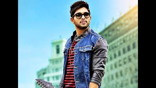 ALLU ARJUN New South Indian movie Hindi dubbed 2017