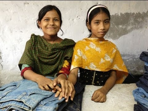 Xxx Mp4 Journalists Find 12 Year Old Girls Making Old Navy Jeans For Gap In Bangladeshi Factory 3gp Sex