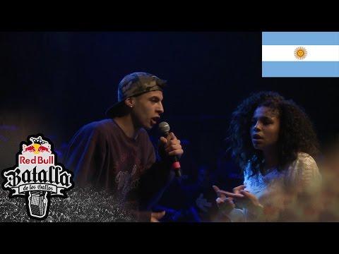 DAM vs TINK - Octavos: Final Nacional Argentina 2016 - Red Bull Batalla de los Gallos