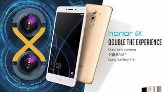 HUAWEI Honor 6X Hands On Review Budget Phone $250 CES 2017!!!
