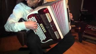 nou en rob zorn op accordeola accordeon