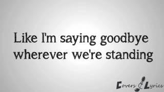 Like I'm Gonna Lose You - Cover by Kristel Fulgar (Lyrics Video)