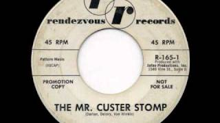 The Scouts - The Mr. Custer Stomp (exotica R'n'R)