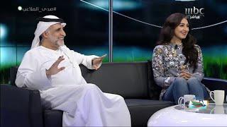 علاقة هيفاء حسين وحبيب غلوم بالرياضة