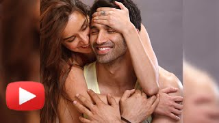 FISRT LOOK : Shraddha Kapoor Aditya Roy Kapur get COZY | Ok Jaanu