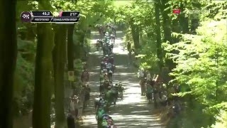 Джиро д'Италия-2016 3-й этап, Неймеген - Арнем, 190 км