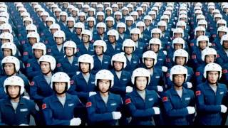 China - Hell March - the largest army in the world 2 - full (official)