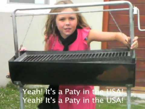 Paty in the USA