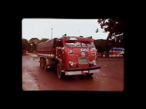 FNM D11.000 em Ponta Grossa Old truck in Brazil