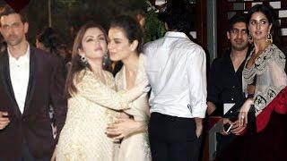 Hrithik Roshan & Kangana Ranaut IGNORE each other, Katrina Kaif