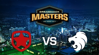 Gambit vs. North - Inferno - Quarter-final - DreamHack Masters Las Vegas 2017