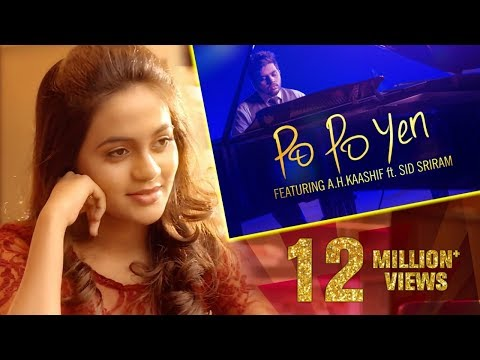 Xxx Mp4 Po Po Yen Full Video Song HD A H Kaashif Sid Sriram 3gp Sex