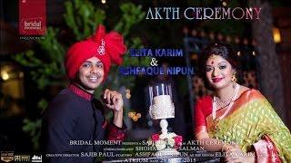 The Wedding Frenzy - Ashfaque and Elita