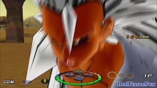 All Transformations - Dragon Ball AF: Budokai HD