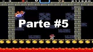 Jogando Super Mario com Jhonson #5