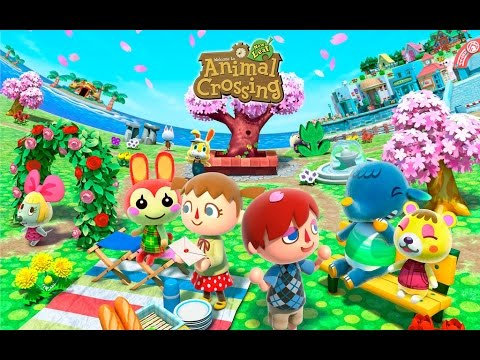 Relaxing Animal Crossing Music Compilation