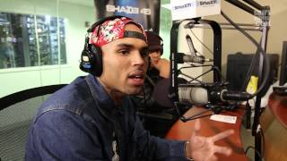 Chris Brown Speaks on When Karrueche and Rihanna Met & Explains Being in Love with Two Women